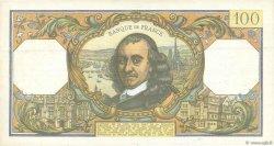 100 Francs CORNEILLE FRANCE  1964 F.65.00s3 TTB+