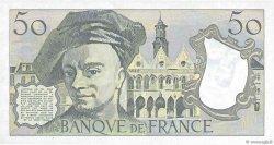 50 Francs QUENTIN DE LA TOUR FRANCE  1981 F.67.07 SPL