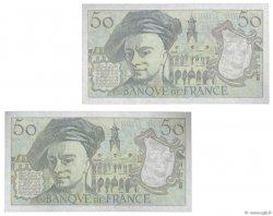 50 Francs QUENTIN DE LA TOUR FRANCE  1983 F.67.09x pr.NEUF