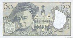 50 Francs QUENTIN DE LA TOUR FRANCE  1992 F.67.19a NEUF