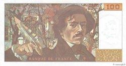 100 Francs DELACROIX modifié FRANCE  1978 F.69.01b SPL