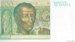 200 Francs MONTESQUIEU FRANCE  1987 F.70.00 NEUF