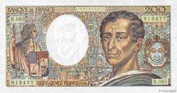 200 Francs MONTESQUIEU FRANCE  1990 F.70.10a NEUF