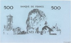 500 Francs PASCAL FRANCE  1968 F.71.00 SPL