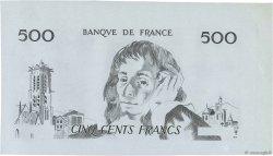 500 Francs PASCAL FRANCE  1968 F.71.00e1 SPL