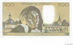 500 Francs PASCAL FRANCE  1977 F.71.17 SPL