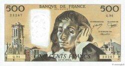 500 Francs PASCAL FRANCE  1978 F.71.18 pr.NEUF