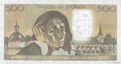 500 Francs PASCAL FRANCE  1981 F.71.25 pr.SPL