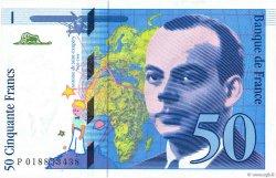 50 Francs SAINT-EXUPÉRY Modifié FRANCE  1994 F.73.01c