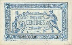50 Centimes FRANCE  1919 VF.02.07 pr.NEUF