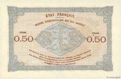50 Centimes MINES DOMANIALES DE LA SARRE FRANCE  1919 VF.50.03 pr.NEUF