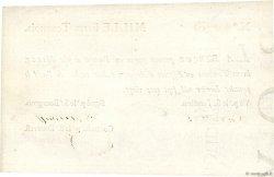 1000 Livres Tournois typographié FRANCE  1720 Dor.29 SPL
