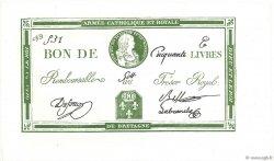 50 Livres FRANCE  1794 Laf.278 NEUF