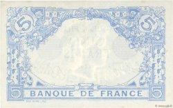 5 Francs BLEU FRANCE  1912 F.02.12 SUP