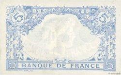 5 Francs BLEU FRANCE  1916 F.02.44 SUP