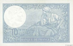 10 Francs MINERVE FRANCE  1937 F.06.18 SPL
