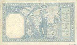 20 Francs BAYARD FRANCE  1916 F.11.01 TTB+