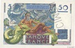 50 Francs LE VERRIER FRANCE  1946 F.20.00s1a SPL