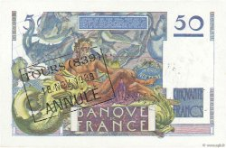 50 Francs LE VERRIER FRANCE  1947 F.20.09 SPL