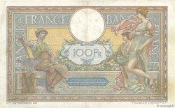 100 Francs LUC OLIVIER MERSON sans LOM FRANCE  1920 F.23.13 TB+