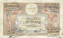 100 Francs LUC OLIVIER MERSON type modifié FRANCE  1938 F.25.18 TB