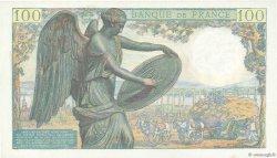 100 Francs DESCARTES FRANCE  1944 F.27.05 NEUF