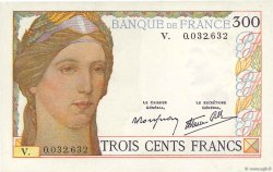 300 Francs FRANCE  1939 F.29.03 SUP à SPL