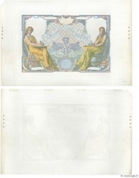 500 Francs SCIENCE ET PHILOSOPHIE FRANCE  1931 F.- SPL
