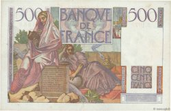 500 Francs CHATEAUBRIAND FRANCE  1948 F.34.08 SPL