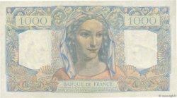 1000 Francs MINERVE ET HERCULE FRANCE  1945 F.41.05 pr.SPL