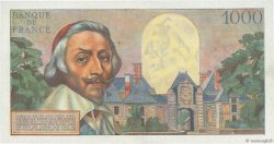 1000 Francs RICHELIEU FRANCE  1954 F.42.06 SPL