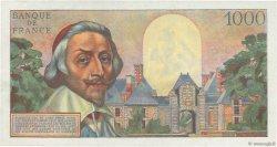 1000 Francs RICHELIEU FRANCE  1954 F.42.09