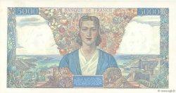 5000 Francs EMPIRE FRANÇAIS FRANCE  1942 F.47.01 pr.SPL