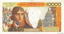 10000 Francs BONAPARTE FRANCE  1956 F.51.02 SUP