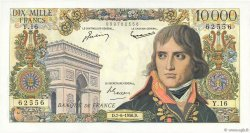 10000 Francs BONAPARTE FRANCE  1956 F.51.03 SPL