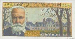 5 Nouveaux Francs VICTOR HUGO FRANCE  1963 F.56.14 SUP