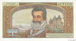 50 Nouveaux Francs HENRI IV FRANCE  1959 F.58.04 TTB