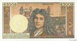 500 Nouveaux Francs MOLIÈRE FRANCE  1964 F.60.07 SUP