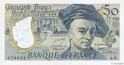 50 Francs QUENTIN DE LA TOUR FRANCE  1977 F.67.02 SPL