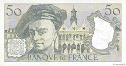 50 Francs QUENTIN DE LA TOUR FRANCE  1980 F.67.06 SUP