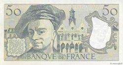 50 Francs QUENTIN DE LA TOUR FRANCE  1992 F.67.19d pr.NEUF