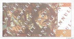 100 Francs DELACROIX imprimé en continu FRANCE  1990 F.69bis.00s2 pr.NEUF