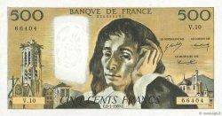 500 Francs PASCAL FRANCE  1969 F.71.03 SUP