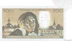 500 Francs PASCAL FRANCE  1980 F.71.22 NEUF