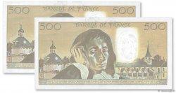 500 Francs PASCAL FRANCE  1991 F.71.46 NEUF