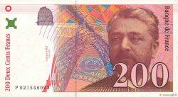 200 Francs EIFFEL sans STRAP FRANCE  1996 F.75bis.02 TTB