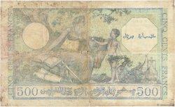 500 Francs Algérie FRANCE  1943 VF.09.01 B