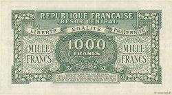 1000 Francs MARIANNE FRANCE  1945 VF.13.03 pr.SUP