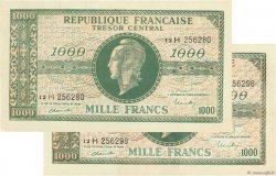 1000 Francs MARIANNE FRANCE  1945 VF.13.03x pr.NEUF