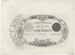 100 Francs type 1848 définitif FRANCE  1849 F.A24.00 SPL